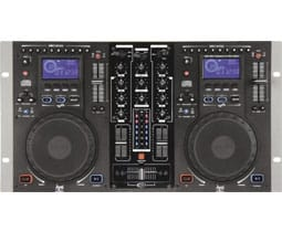 Dual CD + Mixer