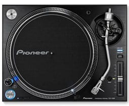 Pioneer PLX1000 turntables