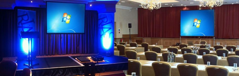 Exhibition Stand Hire Edinburgh : Staging hire edinburgh portable stage rental