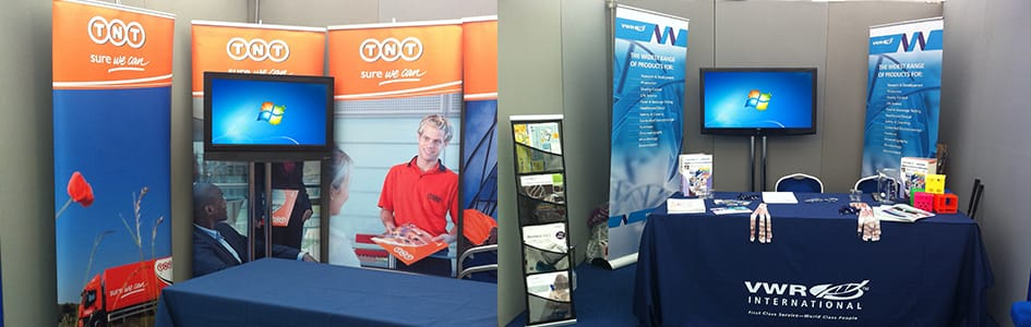 Exhibition Stand Hire Quotes : Exhibition display boards hires in edinburgh monitor and stand